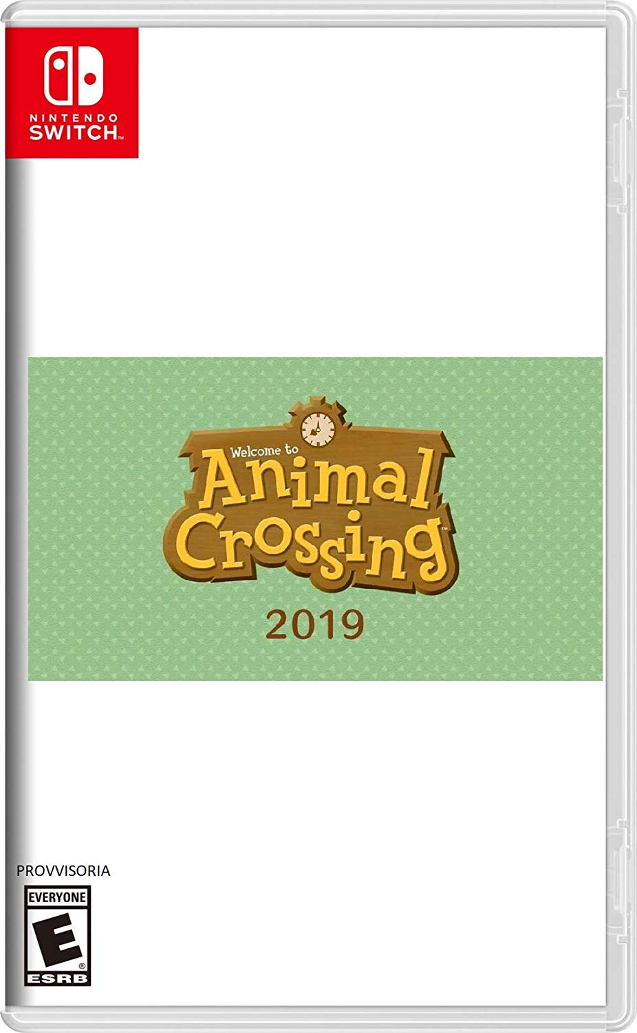 Animal Crossing per Nintendo Switch