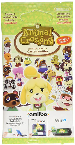 Carte amiibo – Serie 1