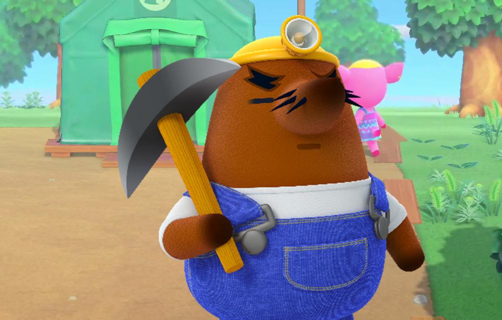 Animal Crossing: New Horizons, scoperti alcuni riferimenti a Resetti nel gioco!