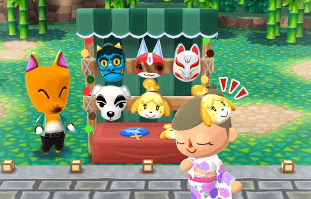 Animal Crossing: Pocket Camp, sono tornati Volpolo e Spirideo!