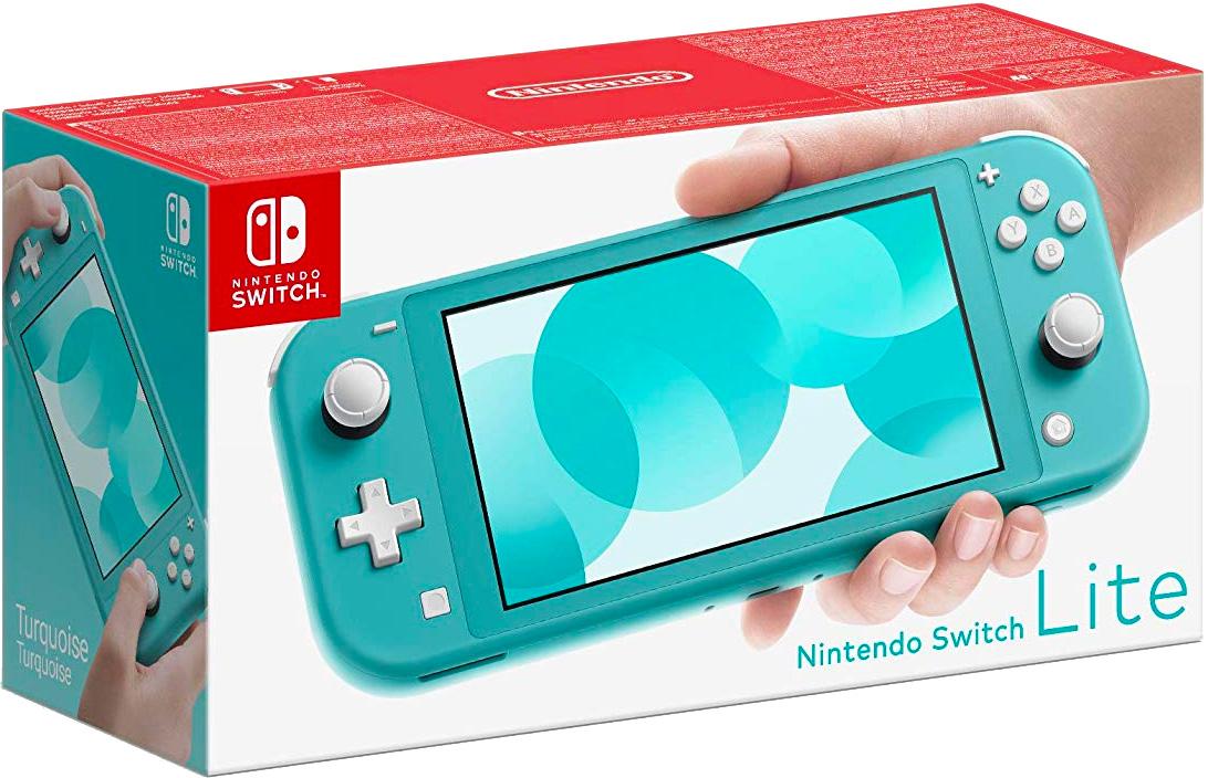 Nintendo Switch Lite (Turchese)