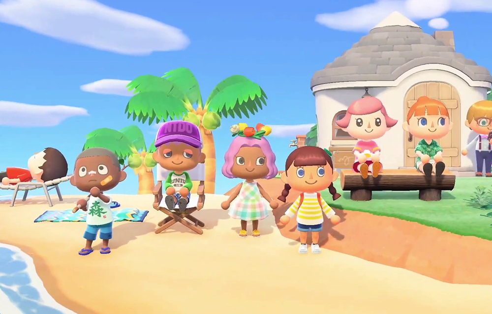 Come giocare in multiplayer locale e online in Animal Crossing: New Horizons