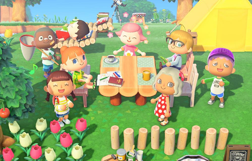 Vendite alle stelle per Animal Crossing: New Horizons, il gioco Nintendo conquista il mercato!