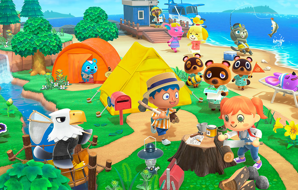 I futuri aggiornamenti per Animal Crossing: New Horizons potrebbero essere posticipati a causa del coronavirus