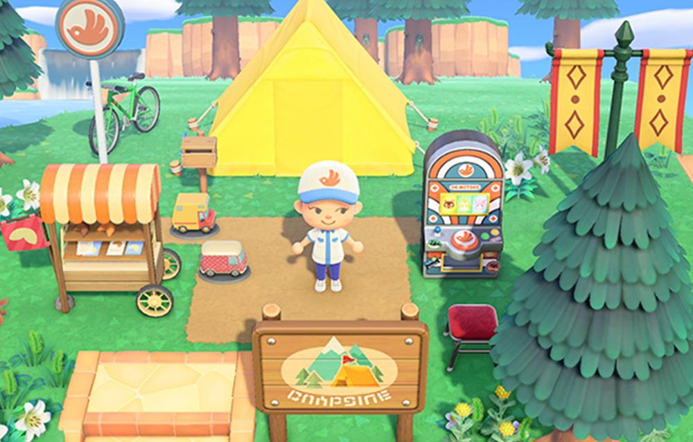 Ecco come ottenere gli oggetti di Animal Crossing: Pocket Camp nell'isola di New Horizons!
