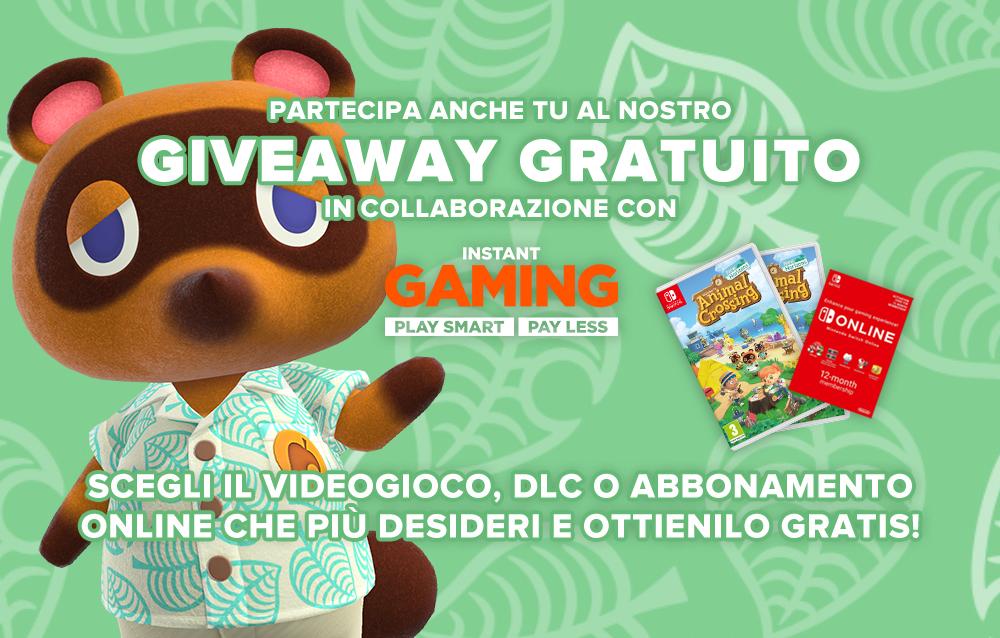 Partecipa al nostro Giveaway speciale e ottieni gratis una copia di qualsiasi videogioco, DLC o abbonamento online (seconda edizione)!