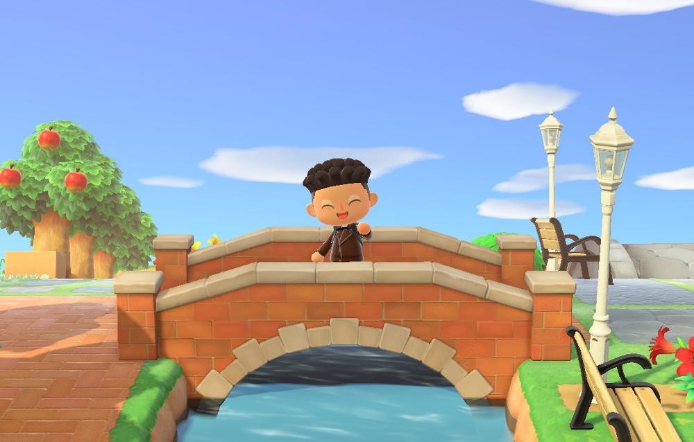 Come costruire ponti e rampe sulla propria isola di Animal Crossing: New Horizons
