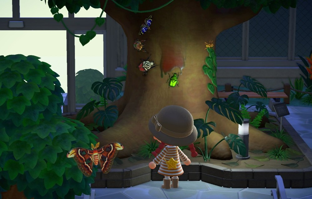 Tutti gli insetti presenti in Animal Crossing: New Horizons