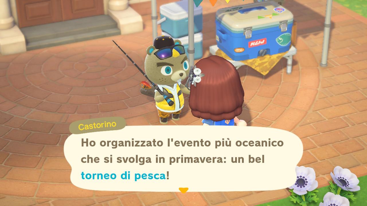 Interagiamo con Castorino! 2