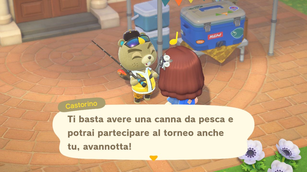Interagiamo con Castorino! 8