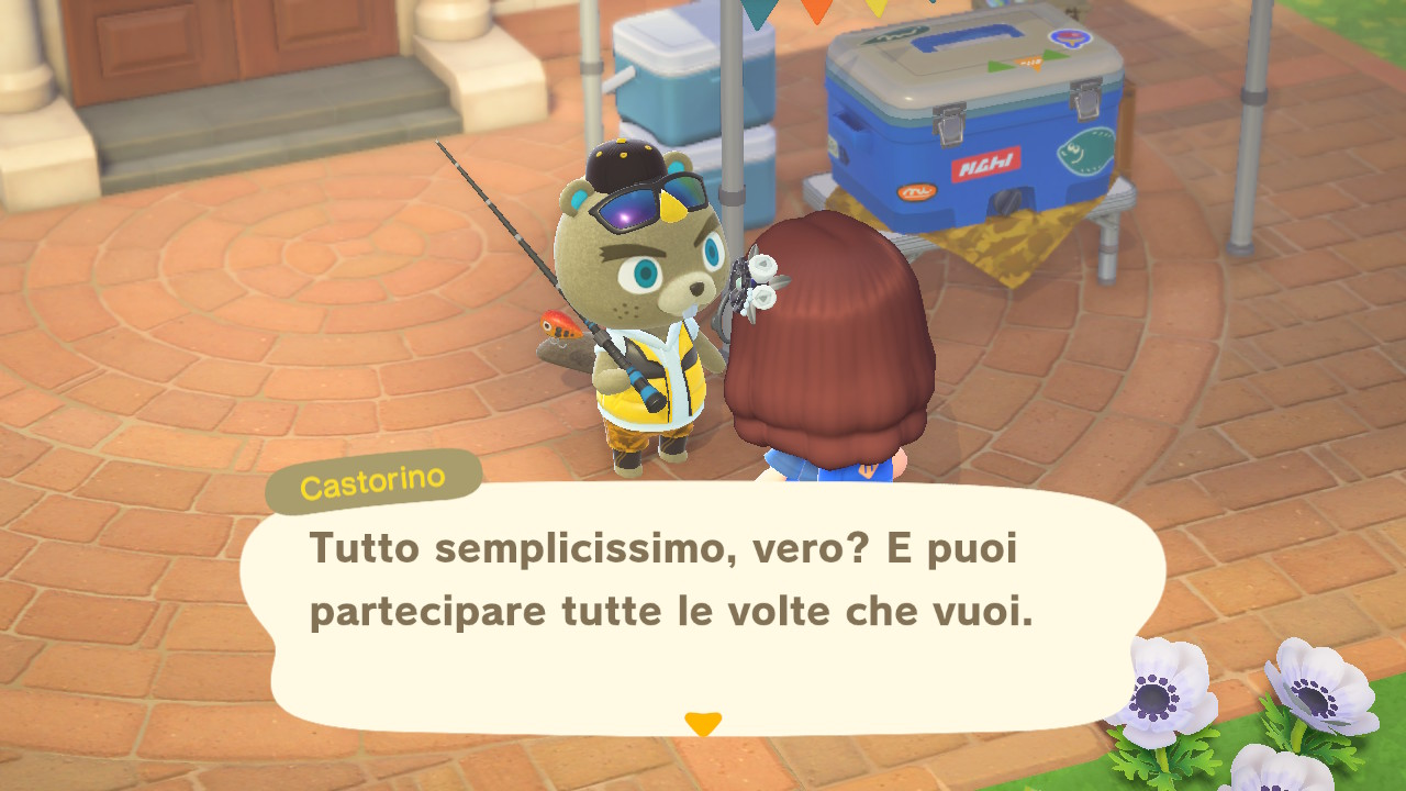 Interagiamo con Castorino! 9