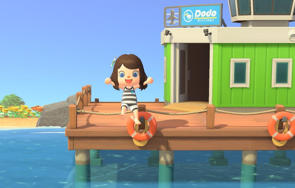 Come nuotare e fare immersioni in Animal Crossing: New Horizons