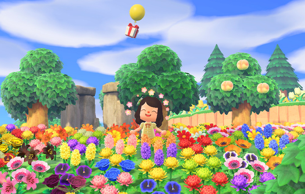 Tutti i fiori presenti in Animal Crossing: New Horizons
