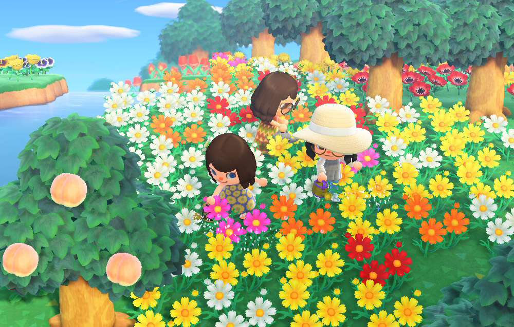 Come clonare i fiori in Animal Crossing: New Horizons