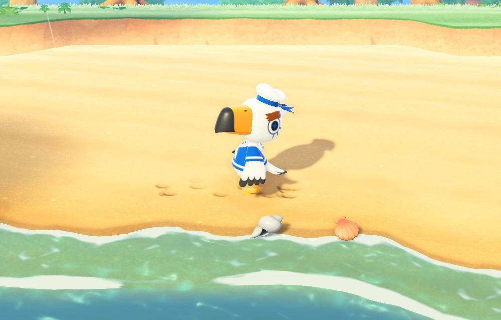 Tutti gli oggetti ottenibili da Gulliver e come trovare i pezzi del comunicatore in Animal Crossing: New Horizons