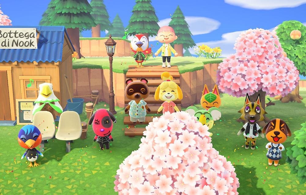 Animal Crossing: New Horizons, dei fan hanno personalizzato il gioco per renderlo più accessibile a chi ha disabilità