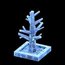 Albero iceberg (Blu ghiaccio)