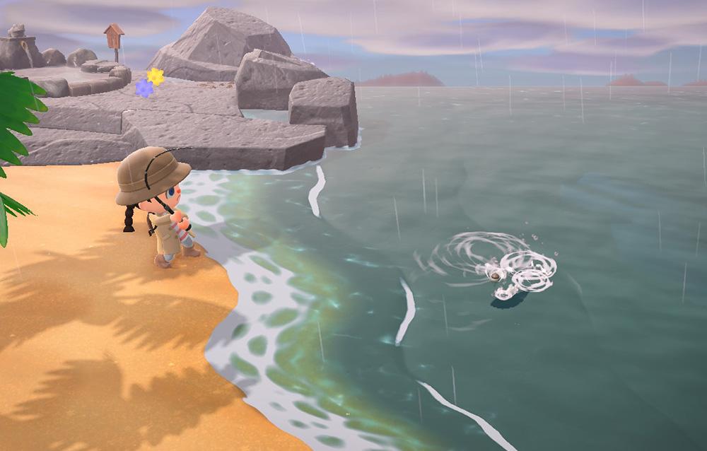 Ecco tutti i nuovi pesci, insetti e creature marine che si potranno trovare a partire dal mese di ottobre in Animal Crossing: New Horizons!