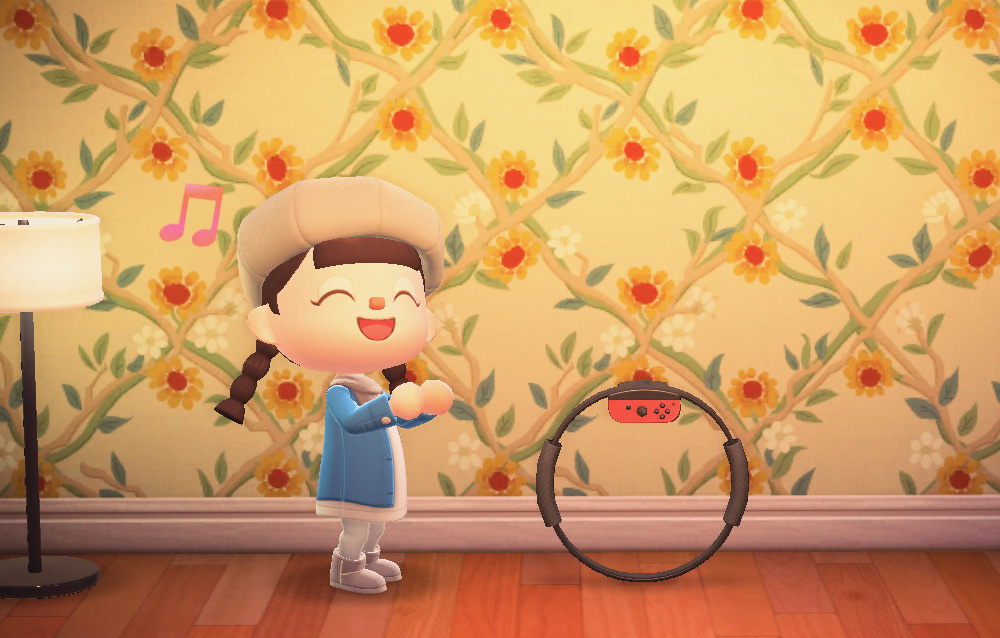 Come ottenere il Ring-Con di Ring Fit Adventure in Animal Crossing: New Horizons
