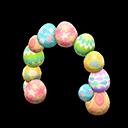 Arco caccia all'uovo