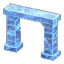 Arco iceberg (Blu ghiaccio)
