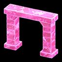 Arco iceberg (Rosa ghiaccio)
