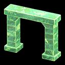 Arco iceberg (Verde ghiaccio)