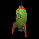 Armadio razzo fantasia (Verde)