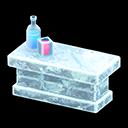 Bancone iceberg (Ghiaccio)