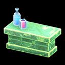 Bancone iceberg (Verde ghiaccio)