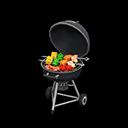 Barbecue (Nero)