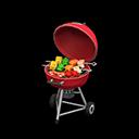 Barbecue (Rosso)