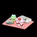 Creta da modellare (Torta colorata)