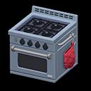 Cucina a gas (Argentato)