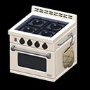 Cucina a gas (Bianco)