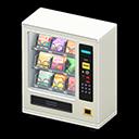 Distributore automatico (Bianco)