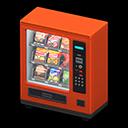 Distributore automatico (Rosso)