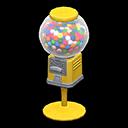 Distributore di caramelle (Giallo)