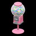 Distributore di caramelle (Rosa)