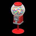 Distributore di caramelle (Rosso)