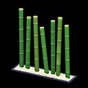 Divisorio di bambù (Bambù verde)