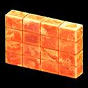 Divisorio iceberg (Arancione ghiaccio)