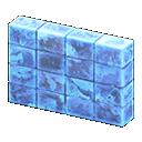 Divisorio iceberg (Blu ghiaccio)