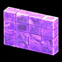 Divisorio iceberg (Viola ghiaccio)