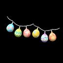 Festone caccia all'uovo
