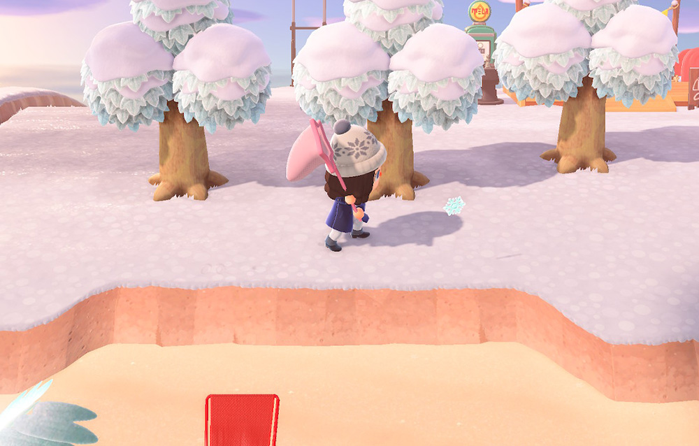 Stagione dei fiocchi di neve