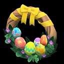 Ghirlanda caccia all'uovo
