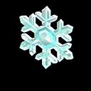 Ghirlanda fiocco di neve