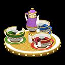 Giostra tazze da caffè (Elegante)