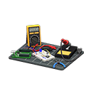 Kit elettronico (Nero)